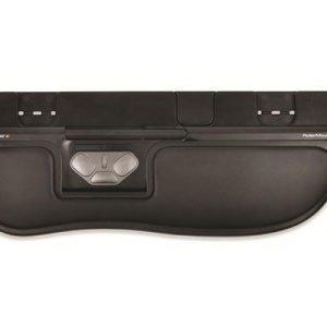 Contour Design Rollermouse Pro2 Black Plus Musta