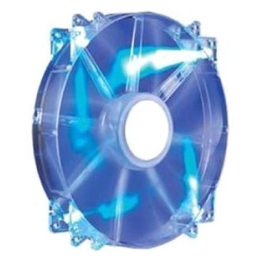 Cooler Master R4LUS07ABGP MegaFlow 200 Case Fan Transparent / Blue