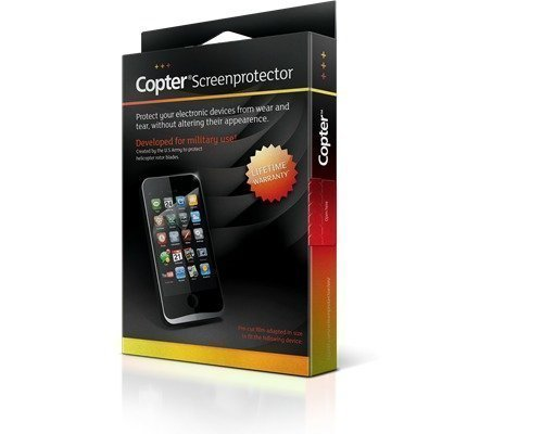 Copter Screenprotector Samsung Galaxy S6 Edge+