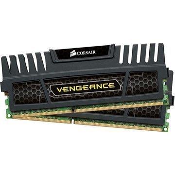 Corsair CMZ4GX3M2A1600C9 Vengeance DDR3 RAM Muisti 4Gt