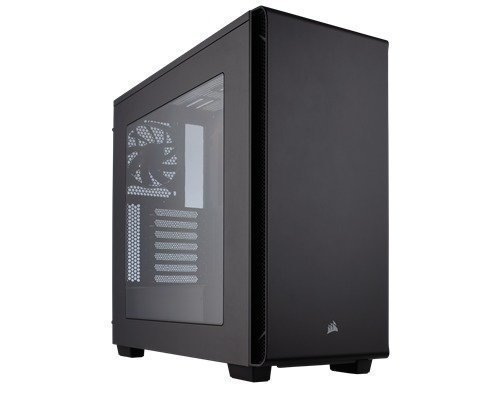 Corsair Carbide 270r Atx Black Window Musta