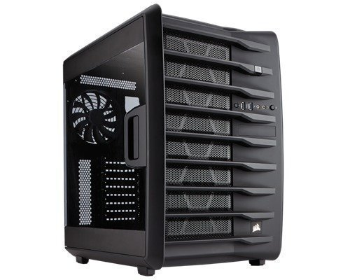 Corsair Carbide Air 740 Cube Musta