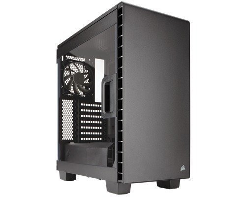 Corsair Carbide Series Clear 400c Musta