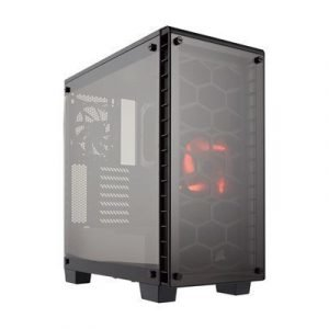 Corsair Crystal Series 460x Musta