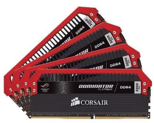 Corsair Dominator Platinum 32gb 3200mhz Ddr4 Sdram Non-ecc