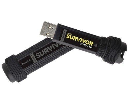 Corsair Flash Survivor Stealth 32gb Usb 3.0