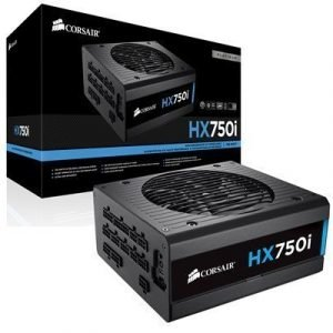 Corsair Hx750i 750wattia 80 Plus Platinum