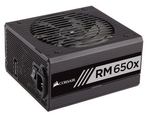 Corsair Rmx Series Rm650x 650wattia 80 Plus Gold