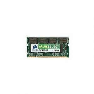 Corsair Value Select 1gb 400mhz Ddr Sdram Non-ecc