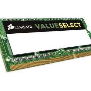 Corsair Value Select 4gb 1333mhz Ddr3l Sdram Non-ecc