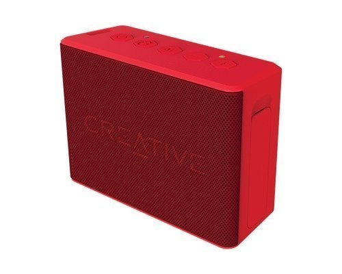 Creative Muvo 2c Bluetooth Speaker Red