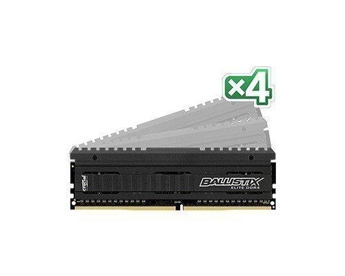 Crucial 16gb Kit (4gbx4) Ddr4-3200 Non-ecc 1.2v 16gb 3200mhz Ddr4 Sdram Non-ecc