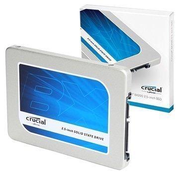 Crucial BX200 2.5 SSD Kovalevyasema 480Gt