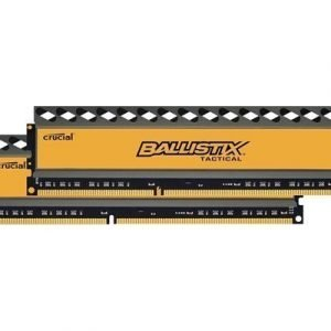 Crucial Ballistix Tactical 8gb 1600mhz Ddr3 Sdram Non-ecc