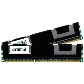 Crucial DDR3-1066 PC3-8500 2x8 Gt
