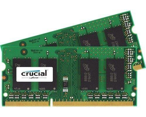 Crucial Ddr3 32gb 1600mhz Ddr3 Sdram Non-ecc