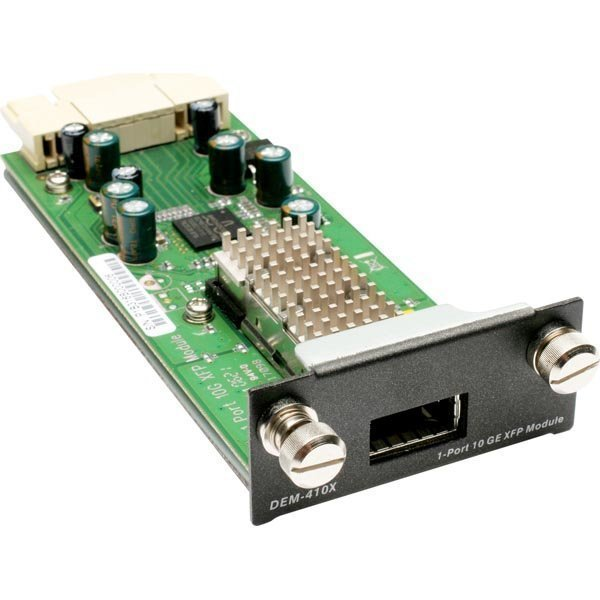 D-Link 1 slot 10GbE XFP module for DGS-3400 3600 series