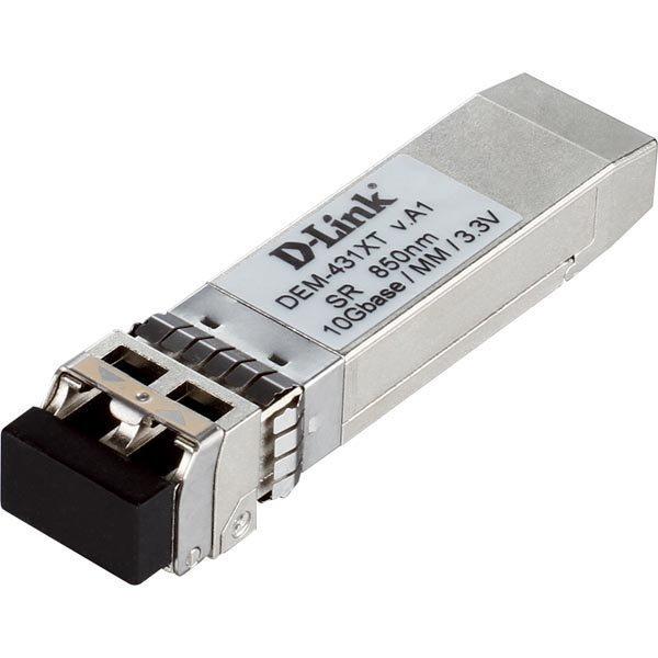 D-Link 10GBase-SR SFP+ Transceiver 80/300m