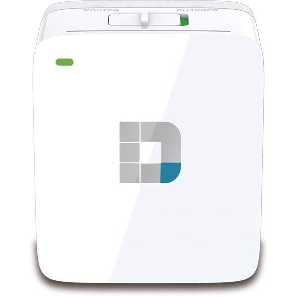 D-Link DIR-518L langaton 3G reititin 802.11a/g/n/ac 1xRJ45 1xUSB va