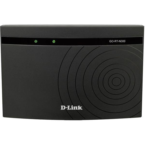 D-Link GO N300 4-port wireless
