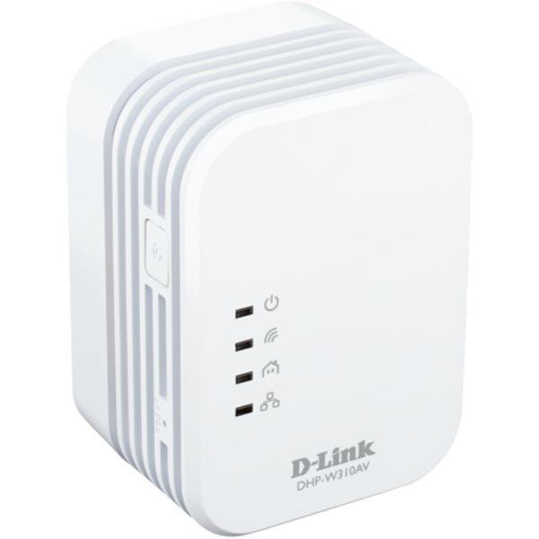 D-Link PowerLine AV 500 Mini sovitin LAN 500Mbps 1xsovitin valk