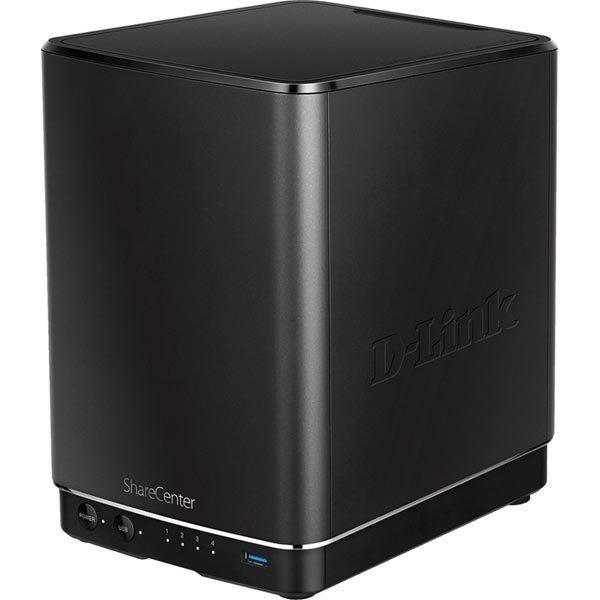 """D-Link ShareCenter NAS-palvelin 4x3 5 SATA HDD"""""""