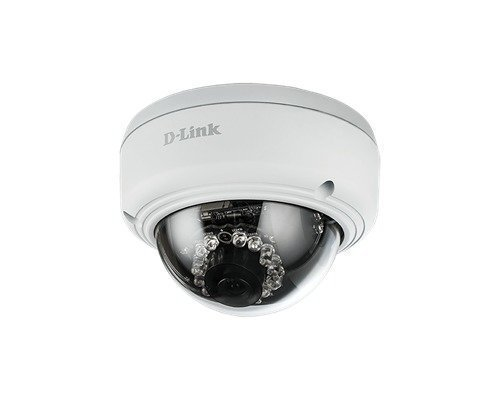 D-link Dcs-4602ev Hd In/outdoor Vandal-proof Poe Dome Camera