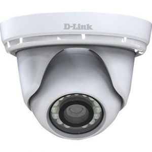 D-link Dcs-4802e Vigilance In/outdoor Mini Dome Poe