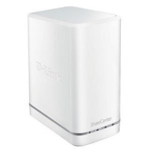 D-link Sharecenter + 2-bay Cloud Network Storage Enclosure Dns-327l 0tb