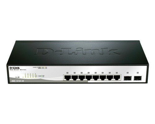 D-link Smart+ Dgs-1210-10