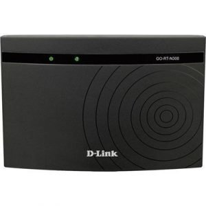 D-link Wireless N Go-rt-n300