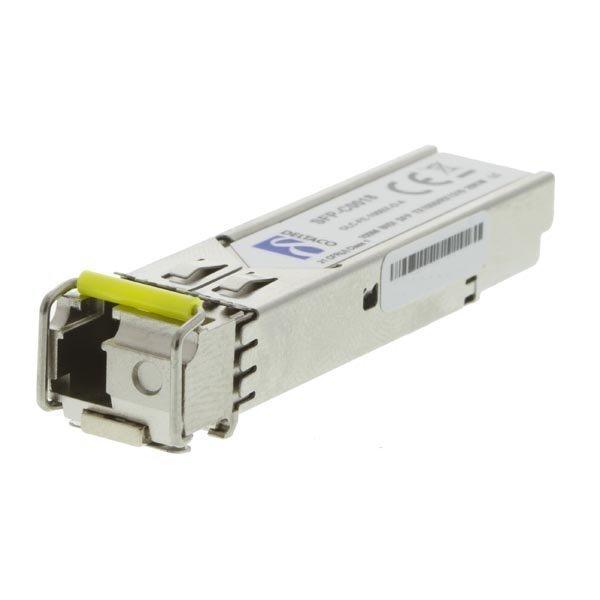 DELTACO SFP 1000BASE-BX-D 1550tx/1310rx 20km kuin Cisco GLC-BX-D
