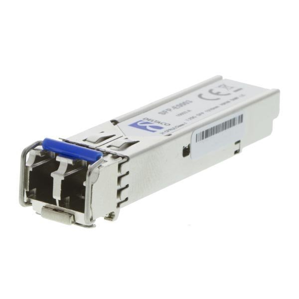 DELTACO SFP 1000Base-LX LC 1310nm 10km Single-Mode Transceiver