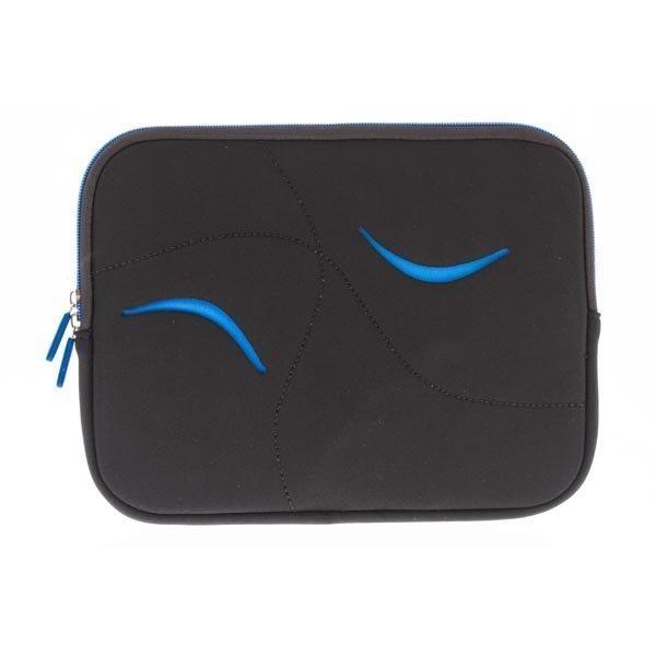 """DELTACO Universal tablet case 11 musta"""""""