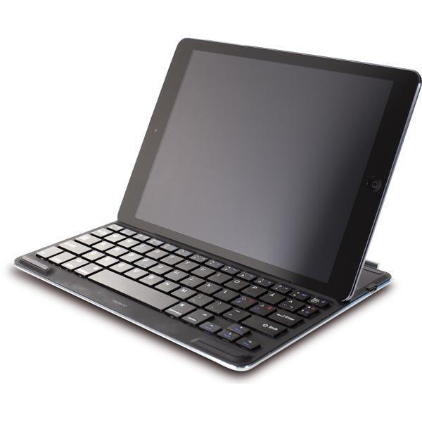 DELTACO bluetooth-näppäimistö iPad Airille pohjoismain layout mu/