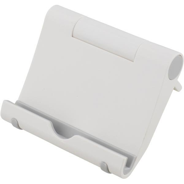 DELTACO foldable pad stand White plastic