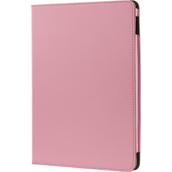 DELTACO iPad Air 2 kotelo lepo/aktiivitila vaal.punainen