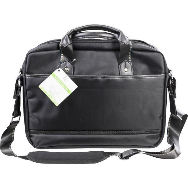 """DELTACO notebooklaukku 15 6 olkahihna kahva musta"""""""