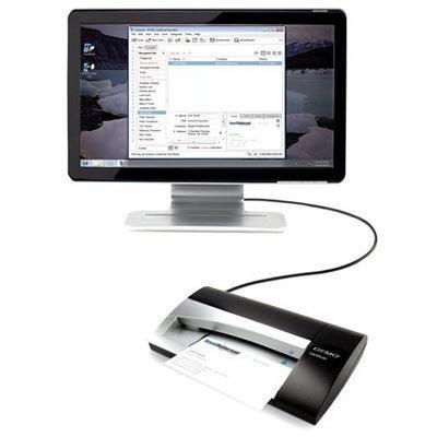 DYMO CardScan Team v9 pöytäskanneri käyntikorteille