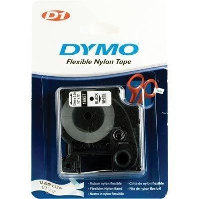 DYMO D1 merkkausteippi nylon 12 mm 3 5 m