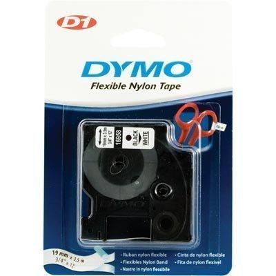 DYMO D1 merkkausteippi nylon 19 mm 3 5 m