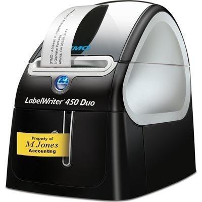 DYMO LabelWriter 450 Duo - yhdistetty tarra- ja teippitulostin