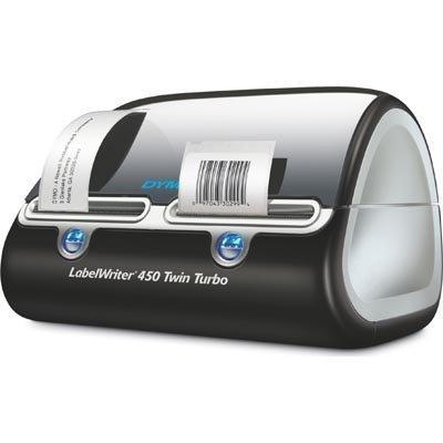 DYMO LabelWriter 450TwinTurbo tarratulostin USB PC&Mac 1 etik/min
