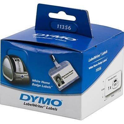 DYMO LabelWriter nimitarra 89x41 mm valk 1-pakkaus (300 kpl)