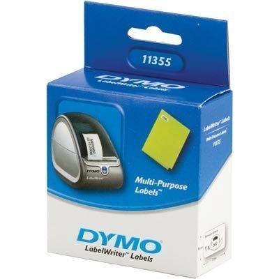 DYMO LabelWriter tarra 51x19 mm valkoinen 1-pakkaus (500 kpl)