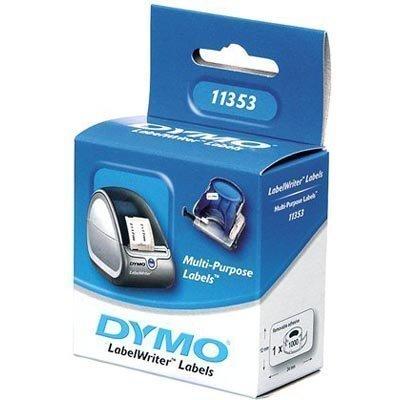 DYMO LabelWriter yleistarra 23x12 mm valkoinen 1-pakkaus (1000 kpl)