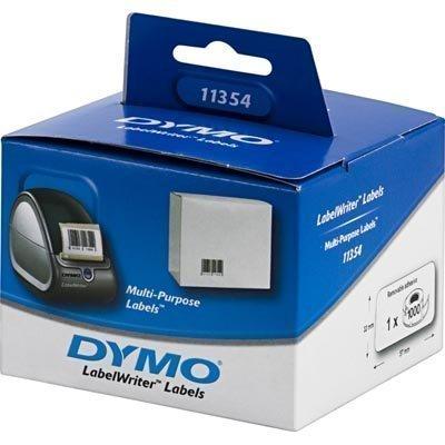 DYMO LabelWriter yleistarra 57x32 mm valkoinen 1-pakkaus (1000 kpl)