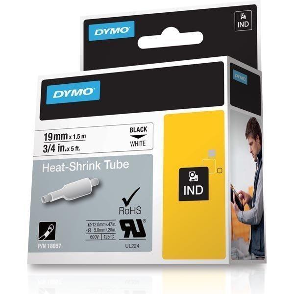 DYMO Rhino Professional merkattava kutisteputki 19x1 5 mm valkoinen