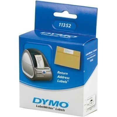 DYMO palautusosoitetarra 54x25mm / 1pakk= 500kpl