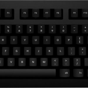 Das Keyboard 4C Professional TKL with Greetech Brown Switches